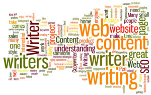 web-content-writer-types