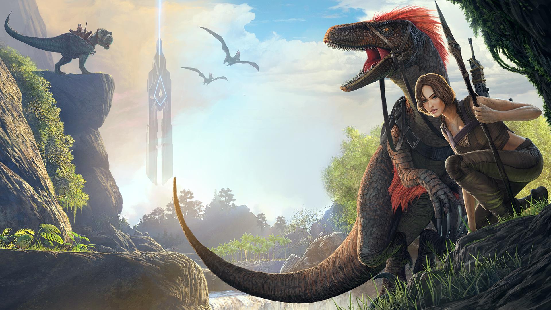 Ark Survival Evolved Merrix Gaming 1