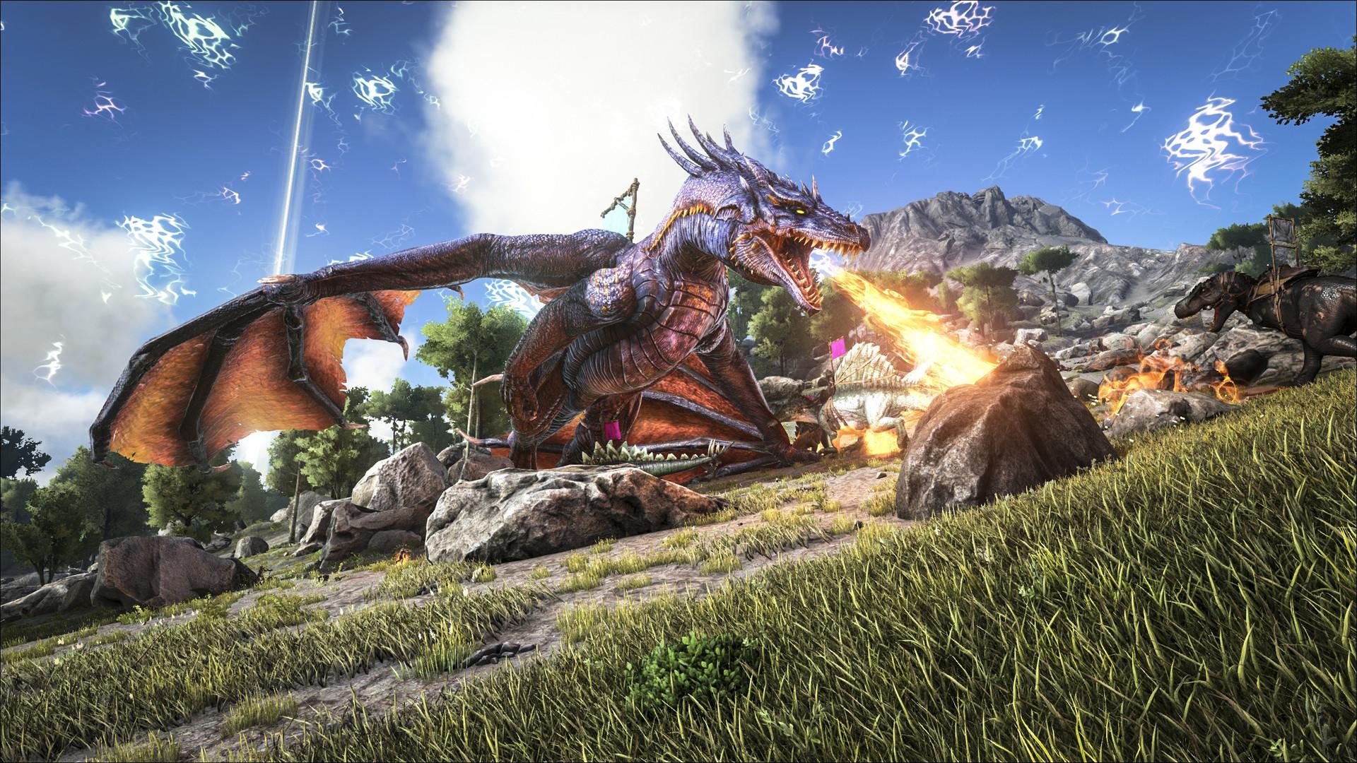 Ark Survival Evolved Merric Gaming 6