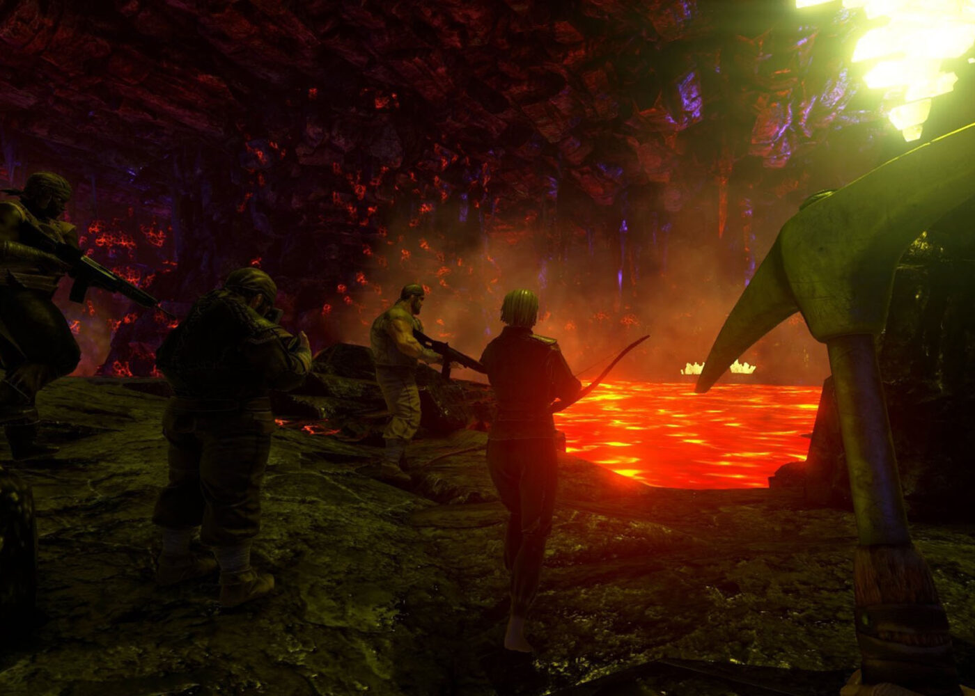 ark-survival-evolved-cave