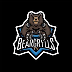 BearGryllsLogoDarkBackground