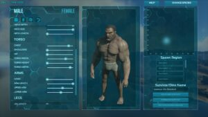 ark-character-creation