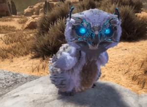 Snow-Owl-baby