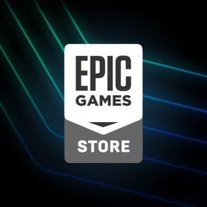 epic game store logo