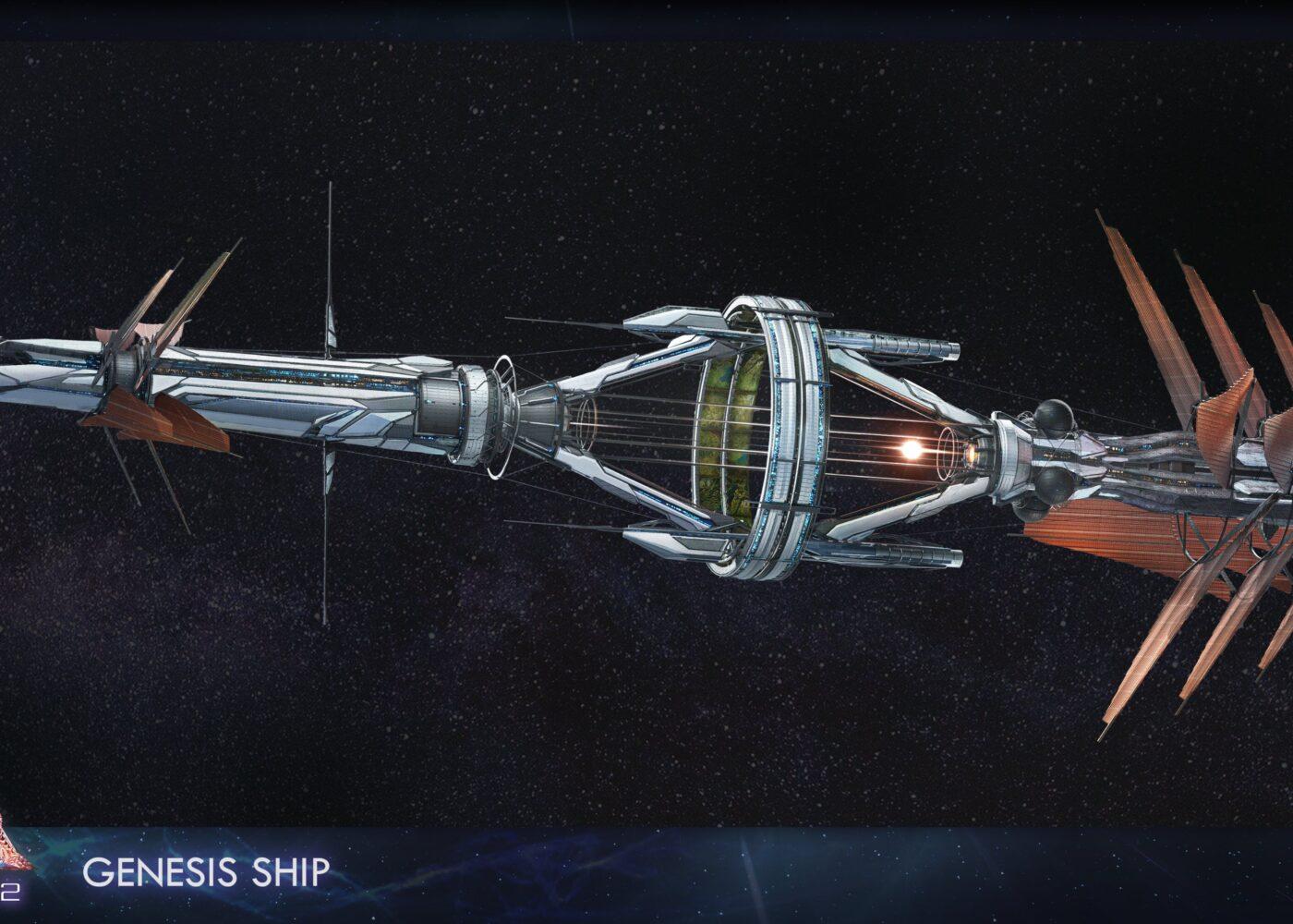 Genesis Ship