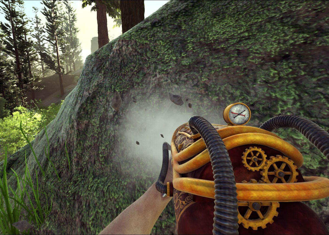 Steampunk Drill